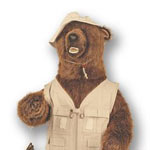 cabin fever bear necessities products