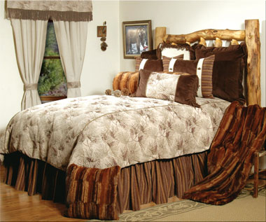 cabins lodge quilt log bedding pinterest pin cabin quilts