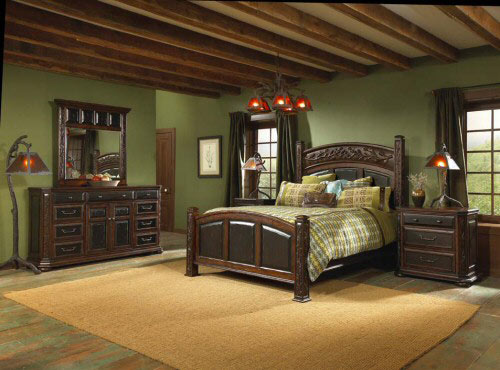 Cabin Bedrooms Photos Cabin Fever Bedroom Furniture