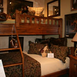 cabin fever interior furniture