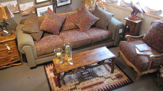 Lodge Style Bedroom Furniture: Cabin Fever Tahoe - Furniture