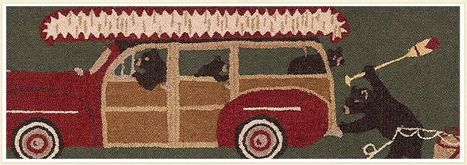 cabin fever rug header